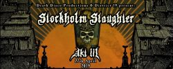 Stockholm Slaughter complete line-up revealed
