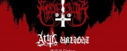 Marduk, Attic, Unlight i Göteborg